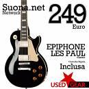 Epiphone Les Paul Classic Ebony