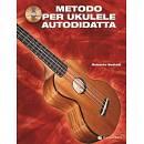 VOLONTE&CO. Bettelli, R. - METODO PER UKULELE AUTODIDATTA (+CD)