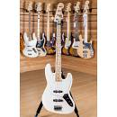Fender Mexico Standard Jazz Bass 2011 Maple Fingerboard Artic White