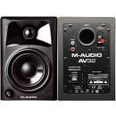 M-AUDIO STUDIOPHILE AV32 COPPIA DI CASSE MONITOR AMPLIFICATE AV-32