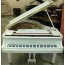 YAMAHA PIANOFORTE A CODA G2 170 BIANCO + PANCHETTA