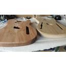 Factory Guitar: Telecaster Thinline