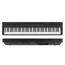 Yamaha P 35 PIANOFORTE DIGITALE 88 TASTI PESATI NERO