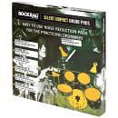 ROCKBAG RB22195B Drum Pad Starter II Set sordine per batteria