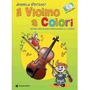 VOLONTE&CO. Reitano Angela - IL VIOLINO A COLORI (+CD)