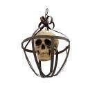 n.12 teschi lanterna Efficace elemento decorativo per Bar,Vetrine,disco..OFFERTA