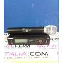 SHURE SLX4E/SLX2BETA86 - USATO