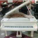 WILLERMANN PIANOFORTE A CODA GP-170 BIANCO
