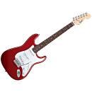 Fender Squier Stratocaster Bullet Rw Fiesta Red - Chitarra Elettrica Rossa