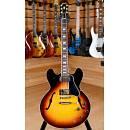 Gibson Memphis ES-335 Plain 2015 Sunset Burst