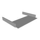 Palladio 35 - Drawer Plane - Piano Estraibile