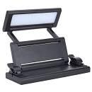 F-ZONE FL-9032 LAMPADA RIPIEGABILE A LED DA LEGGIO 24 LED A BETTERIA RICARICABILE USB E ALIMENTATORE
