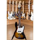 Fender Mexico Standard Jazz Bass Rosewood Sunburst 2011