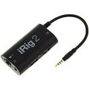 IK MULTIMEDIA IRIG 2 - INTERFACCIA PER CHITARRA PER IPHONE/IPAD/IPOD TOUCH MAC & SAMSUNG PRO AUDIO