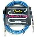 Fender Cavo California Blue 10' 3mt