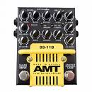 AMT Electronics SS11B Modern 3 channel Tube Guitar Preamp