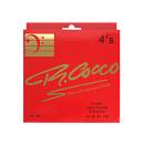 Cocco Rc4d - Corde Per Basso Elettrico Stainless Steel Round Wound 040/100