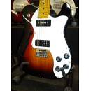 FENDER TELECASTER THINLINE MODERN PLAYER DELUXE 3 COLOR SUNBURST W/BAG