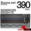 Behringer SX3242 FX