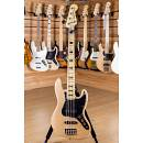 Squier (by Fender) Vintage Modified Jazz Bass V Natural