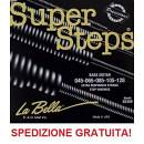 LA BELLA SUPER STEPS SS45B BASSO 5 CORDE