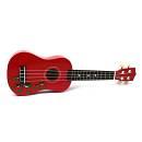 Muses UK20RD - ukulele colorato per bambini - rosso