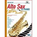 Edizioni musicali CAPPELLARI DUETS LATIN +CD X SAX ALTO/PF -ML3330-