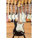 Fender Custom Shop Stratocaster '62 Heavy Relic Rosewood Black / Gold