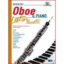 Edizioni musicali CAPPELLARI DUETS LATIN +CD X OBOE/PF -ML3334-