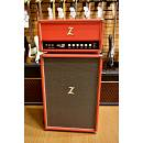 Dr.Z Maz 38 Senior NR + Z-Best Cabinet 2x12 Red Stack