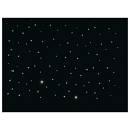 SHOWTEC Star Sky II White NO STANDS ! (3x6m)