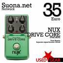 NUX Drive Core - booster e un overdrive