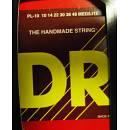 DR Strings PL10 Acoustic Phosphor Bronze Pre Alloy 10/48 3Mute Spedizione Inclus