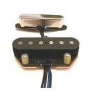 "SET PICKUPS PER FENDER TELECASTER ""CLASSIC BLUES-ROCK"""""