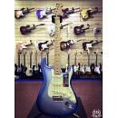 Fender American Elite Stratocaster Sky Blue Burst - B Stock