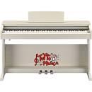 PIANOFORTE DIGITALE YAMAHA - ARIUS YDP 163 WA WHITE ASH DISPONIBILITA' IMMEDIATA SPEDIZIONE GRATUITA