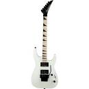 JACKSON JS32 Dinky DKA-M Maple Fingerboard Snow White