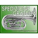 Tuba DO BESSON BE995-2 argentata
