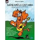 CARISCH Fabbri, Roberto - SUONIAMO LA CHITARRA, Volume 1 (+CD)