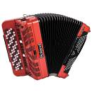 Roland Fr7xb Red - V-accordion Digitale Amplificata Con Bottoni