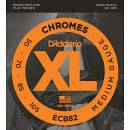 D'addario ECB82 50-105 Chromes Medium