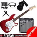 Squier BULLET CHITARRA ELETTRICA + Amplificatote Frontman 10G + accessori