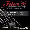 FODERA 4095N corde per basso 40-95 NICKEL