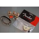 Fender Kit cablaggio completo per Stratocaster wiring kit ORANGE CAPACITOR