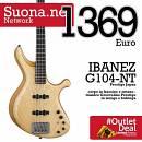Ibanez Prestige G104 NT