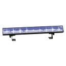 Barra 50cm 9x3W UV LED wood fluo