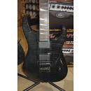 Jackson slxfmg x series neck through trans black con emg