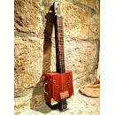 "3 String Cigar Box Guitar ""La Niña"""