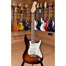 Fender American Deluxe Plus Stratocaster HSS Rosewood Mystic 3 Color Sunburst
