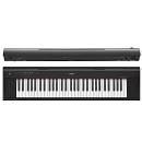 Yamaha Np12 Black - Tastiera Portatile 61 Tasti Nera